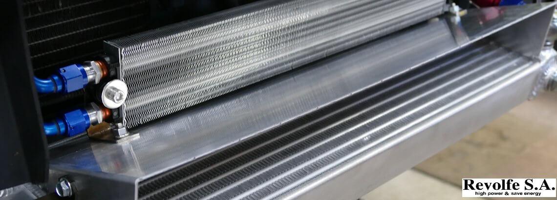 冷却系チューニング – 日産・フェアレディZ(Z33)