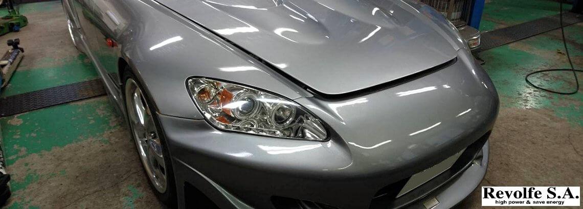 ハブベアリングオーバーホール – ホンダ・S2000