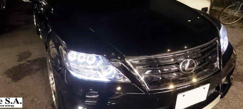20181215_レヴォルフェエスアー_レクサス_LS460_ランプ_LED