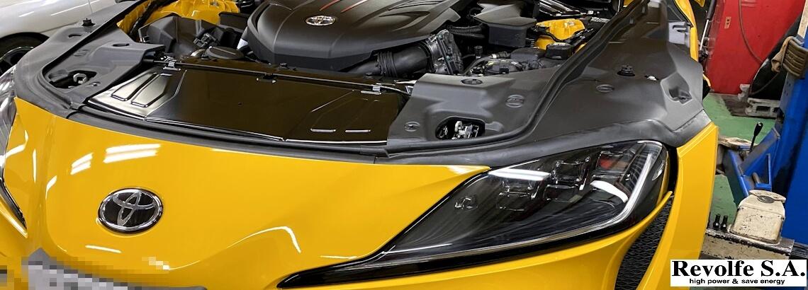 車高調セッティング – トヨタ・GRスープラ