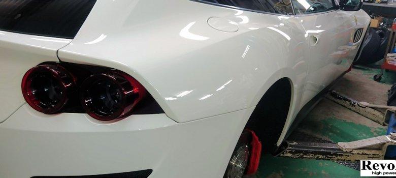 20200224_フェラーリ_gtc4_ルッソ_リフター付き車高調整サスペンション