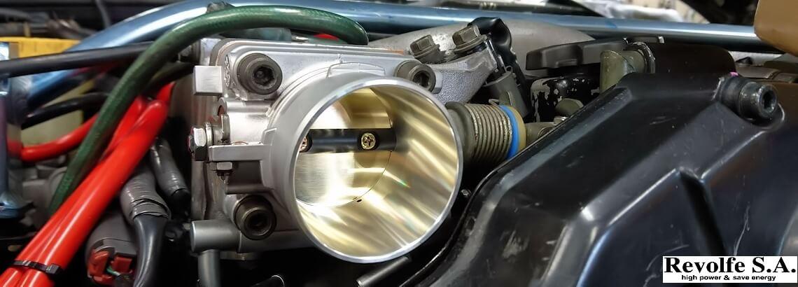 エンジンチューニングとダンパーOH – 日産・フェアレディZ32