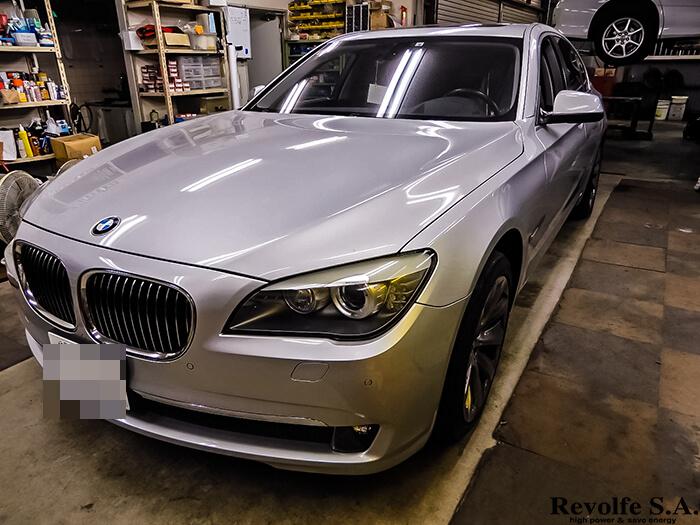 20210221_BMW7_f04_クーラント漏れ_修理_02