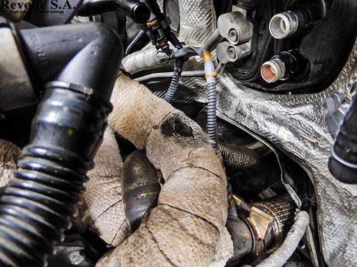 20210221_BMW7_f04_クーラント漏れ_修理_03