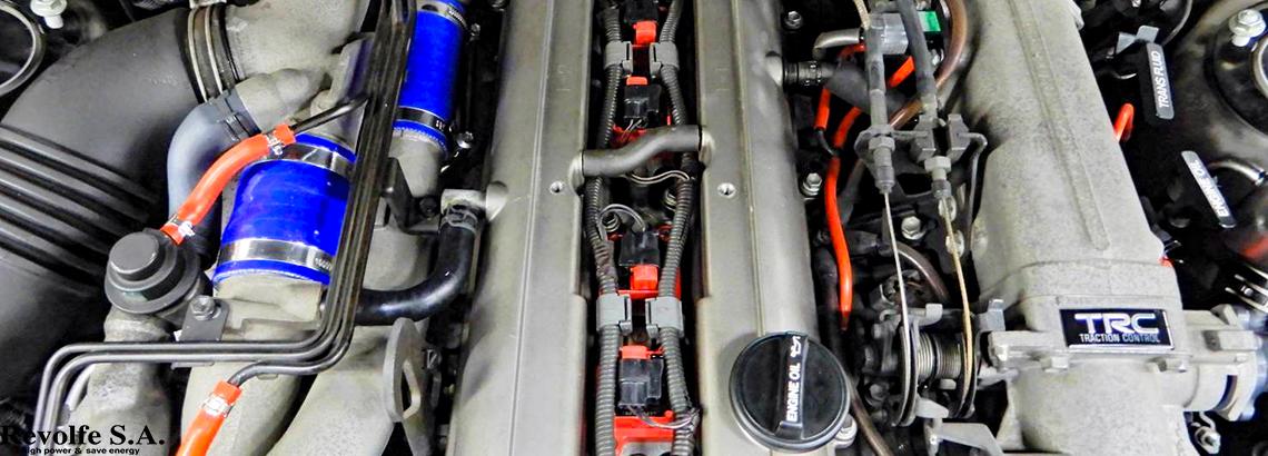 2JZ-GTEエンジンの不具合修理、チューニング – トヨタ・アリスト