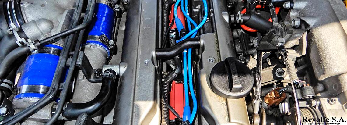 イグニッションコイル不調修理 – トヨタ・スープラ