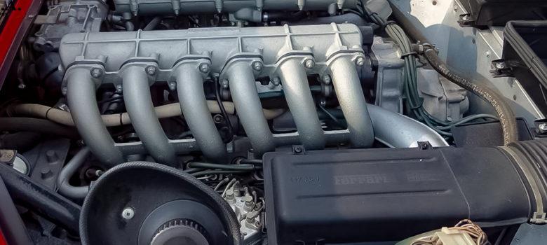 2021_フェラーリ_512bb_燃料漏れ修理