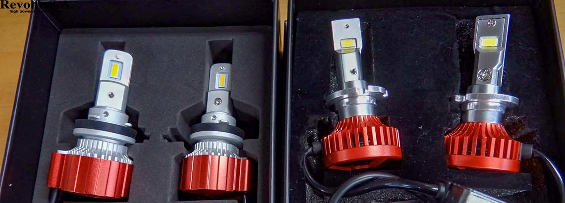 LEDヘッドライト、フォグランプチューニングのご提案