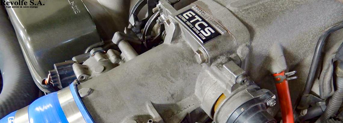 ECU劣化とスロットル作動不良の対策 – トヨタ・スープラ